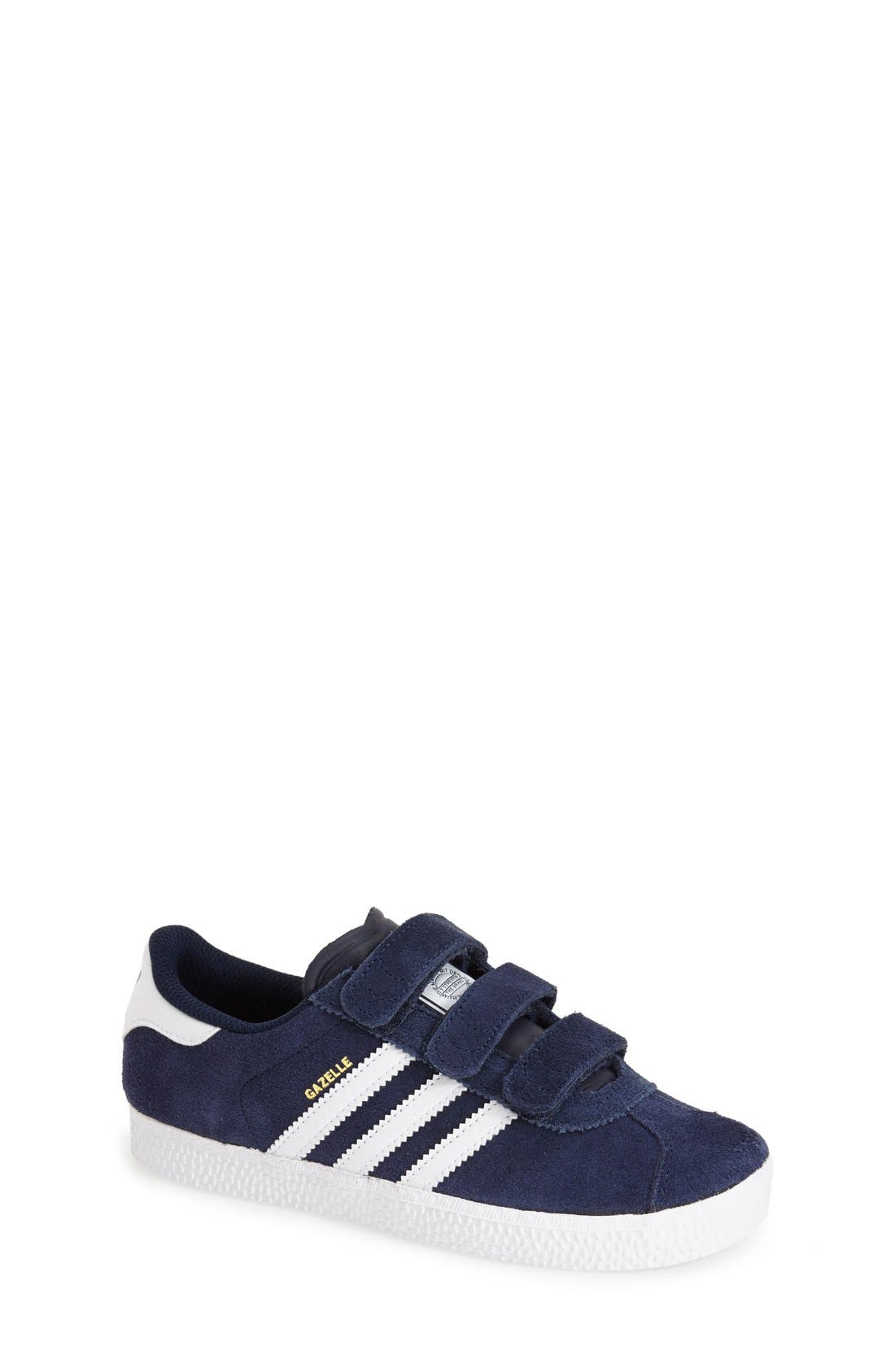 Alternate Image 1 Selected - adidas 'Gazelle' Sneaker (Toddler & Little Kid)