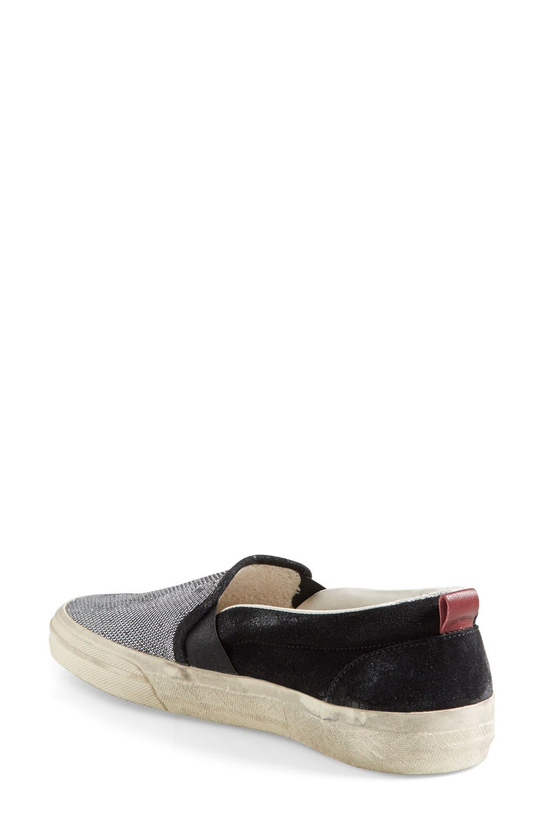 Alternate Image 2  - Golden Goose 'Sea Star' Slip-On Sneaker (Women)