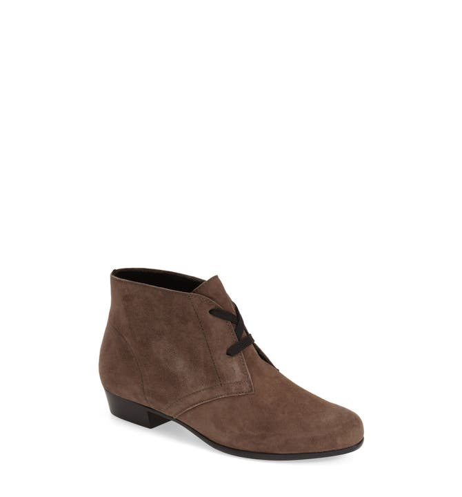Munro Sloane Lace Up Bootie Women Nordstrom