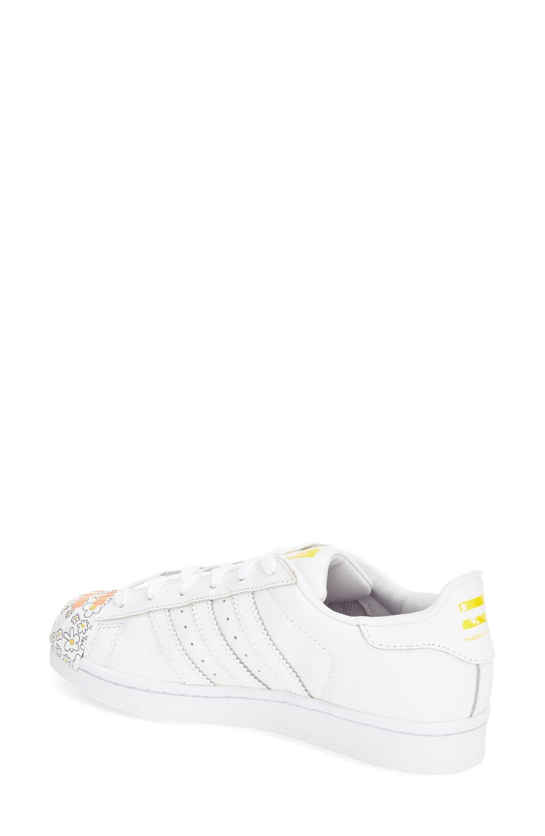 Alternate Image 5  - adidas 'Superstar Pharrell Supershell' Sneaker