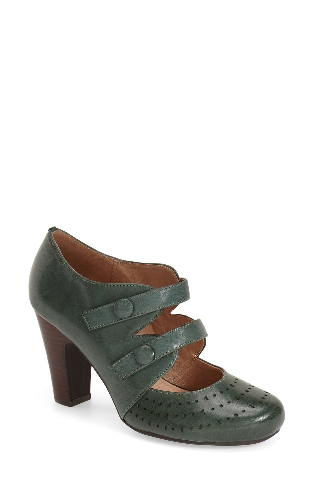 Alternate Image 1 Selected - Miz Mooz 'Judy' Mary Jane Pump (Women)