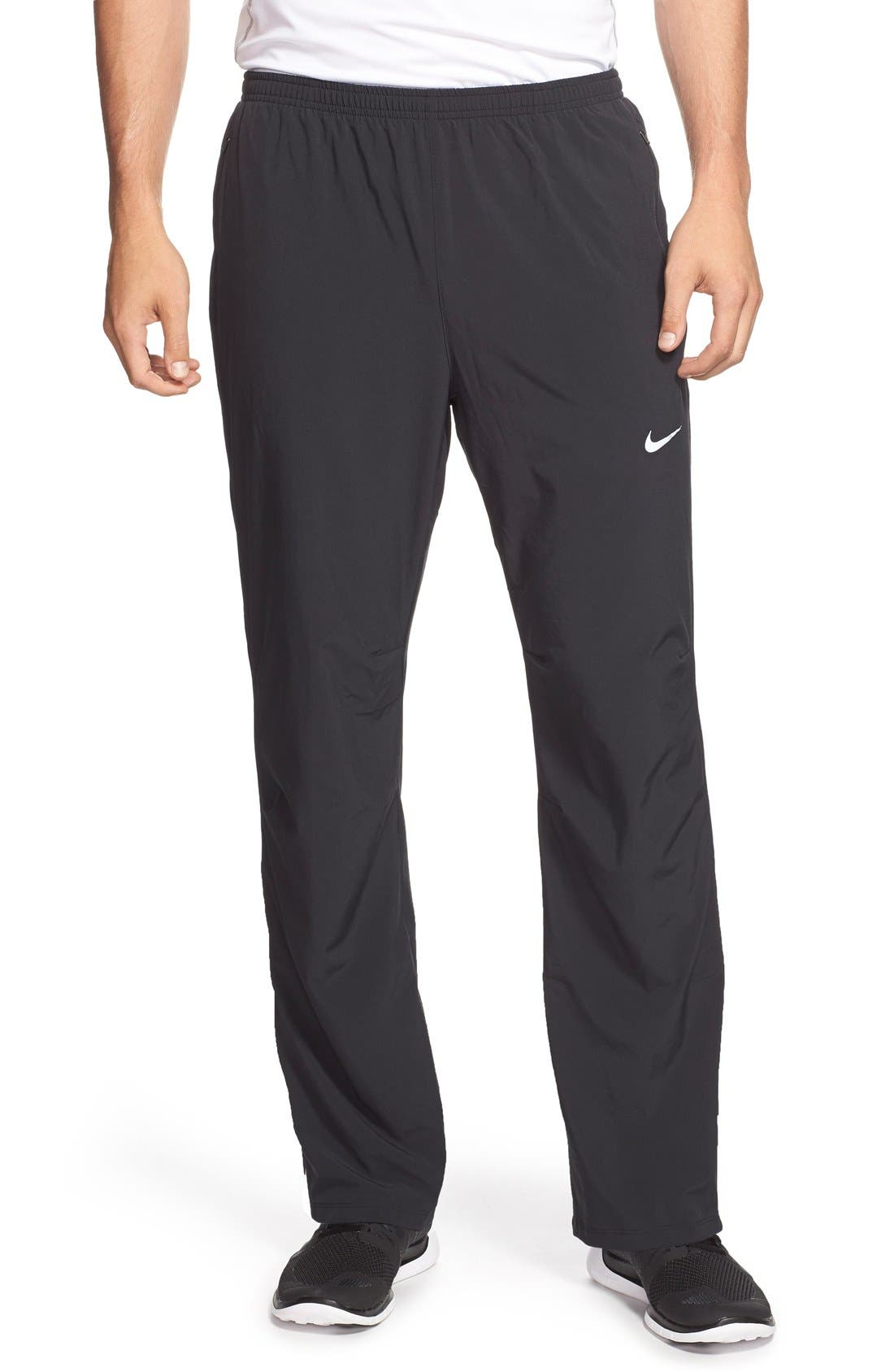 Alternate Image 1 Selected - Nike Dri-FIT Woven Pants