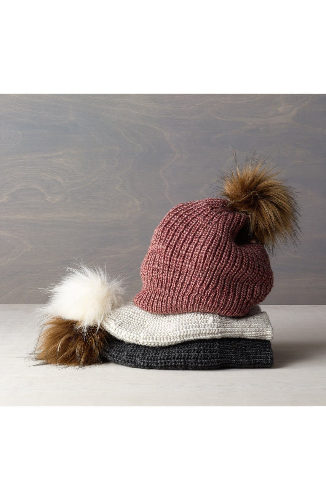 Alternate Image 2  - Free People Pompom Beanie