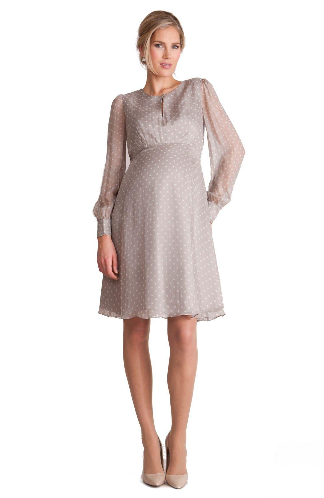 Alternate Image 4  - Seraphine'EldoraLuxe' Maternity Dress