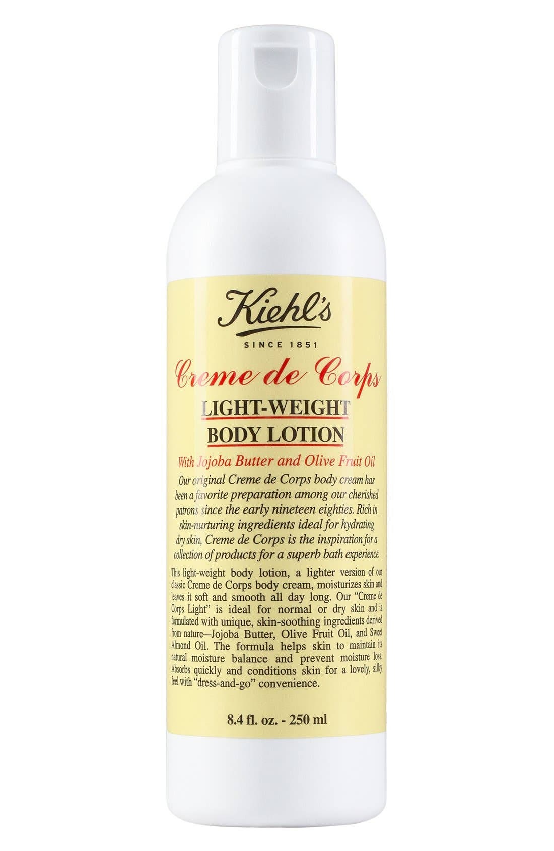 Kiehl's Since 1851 'Creme de Corps' Light-Weight Body Lotion