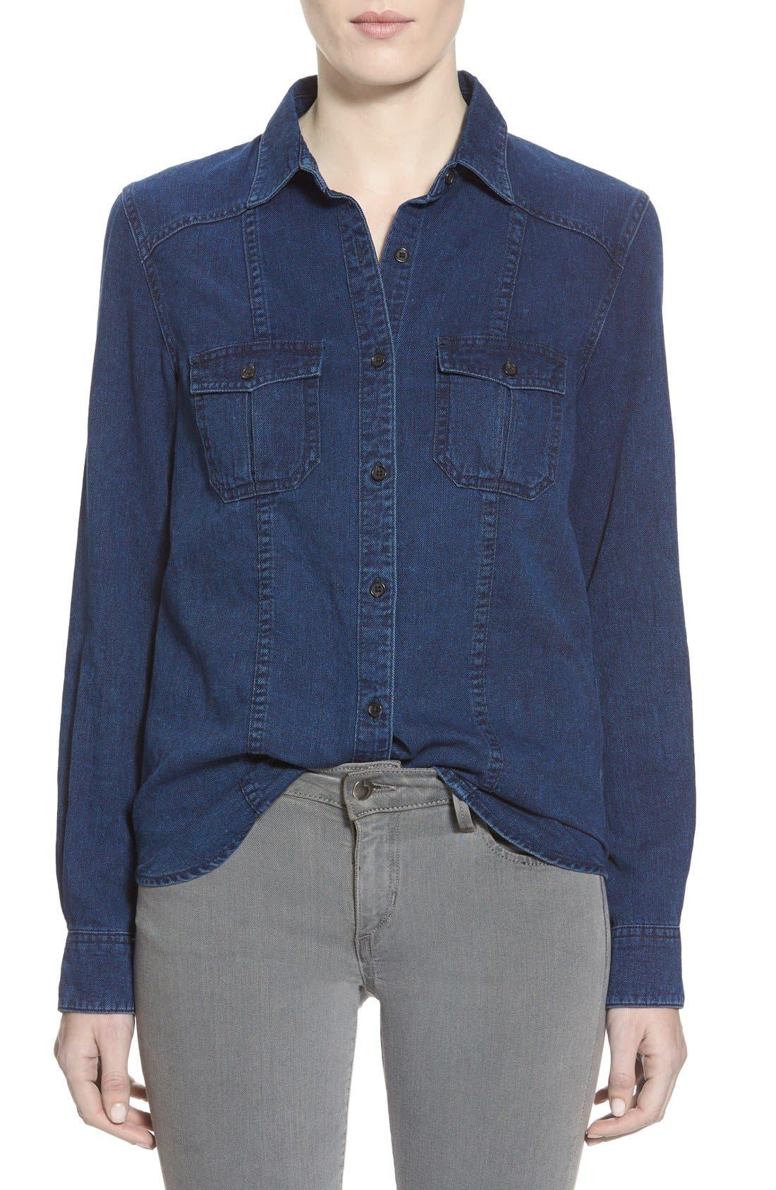 Main Image - Joe's 'Collector's - Leigh' Denim Shirt