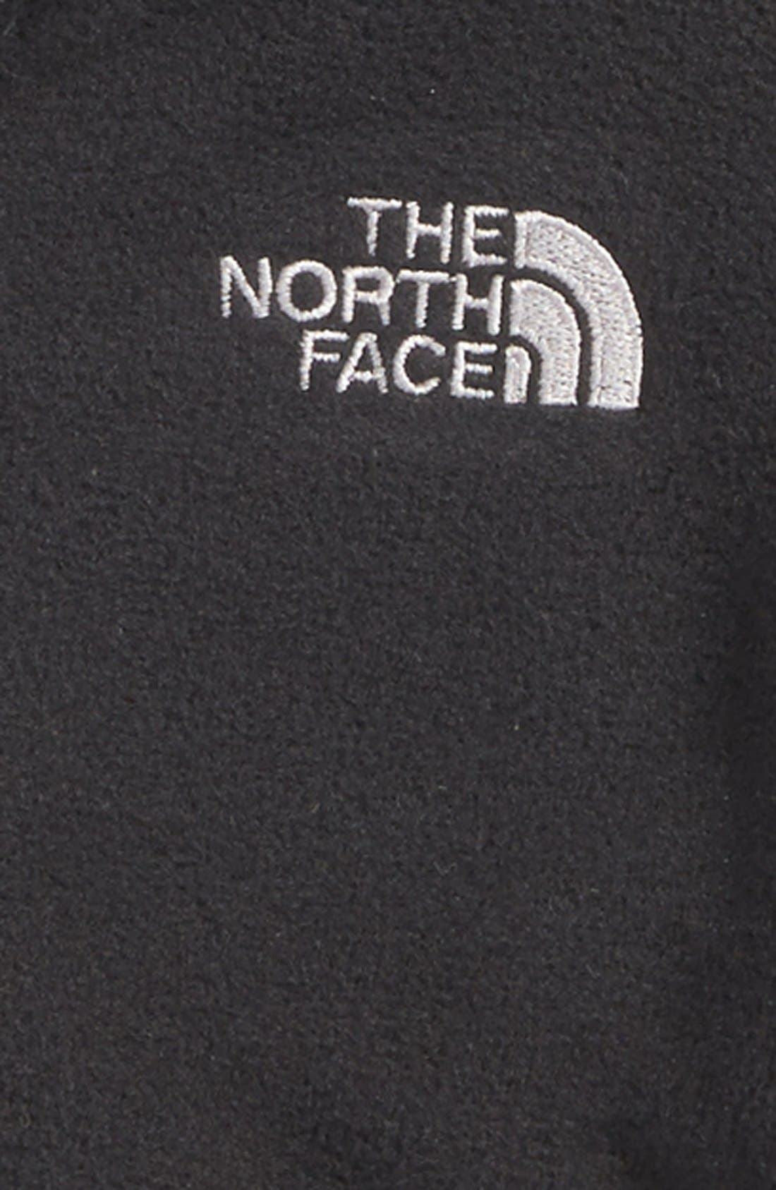 Alternate Image 2  - The North Face 'Glacier' Fleece Jacket (Baby)