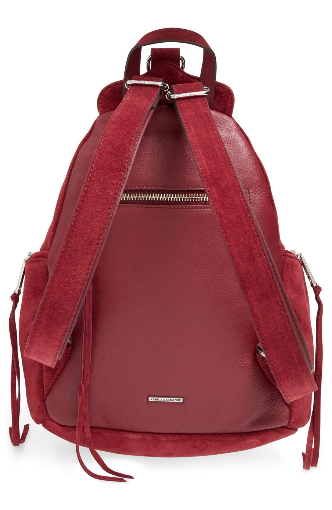 Alternate Image 5  - Rebecca Minkoff 'Julian' Leather Backpack