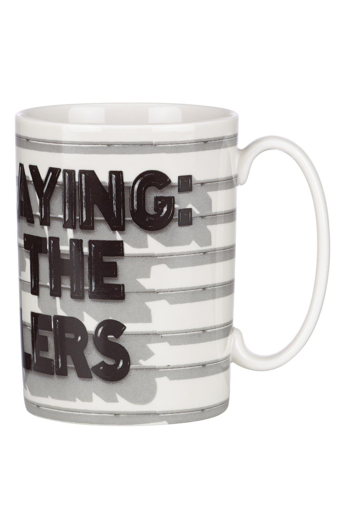 Alternate Image 1 Selected - kate spade new york 'snap happy - light the sparklers' coffee mug
