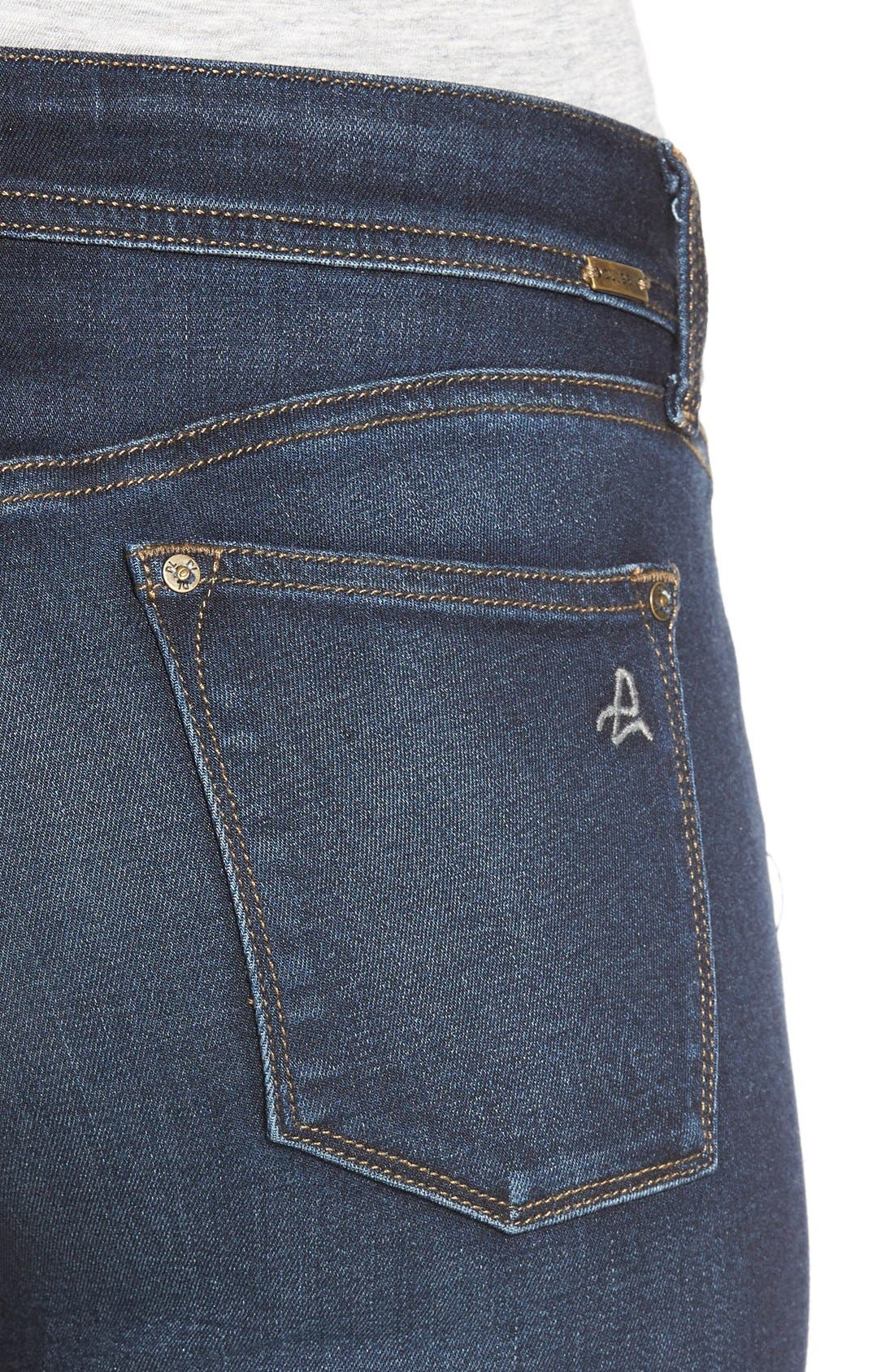 Alternate Image 5  - DL1961 'Emma' Power Legging Jeans (Walton)