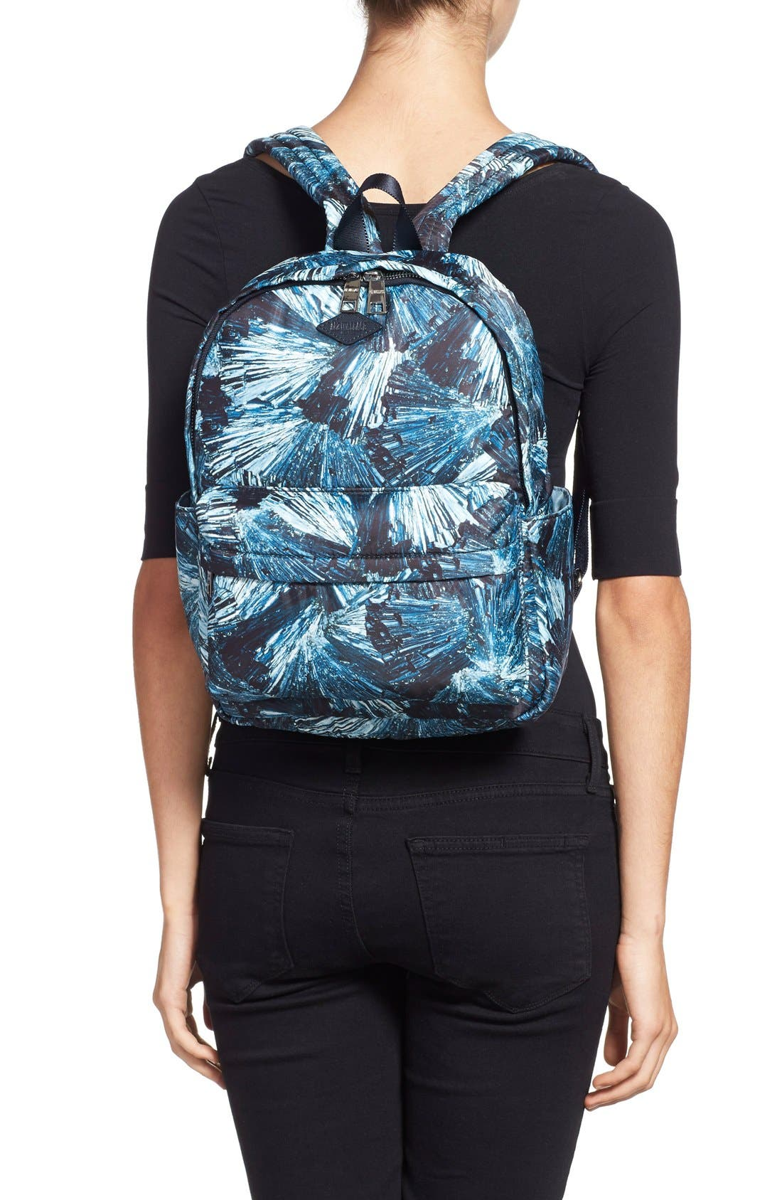 Alternate Image 2  - MZ Wallace 'Jeni - Frost' Bedford Nylon Backpack