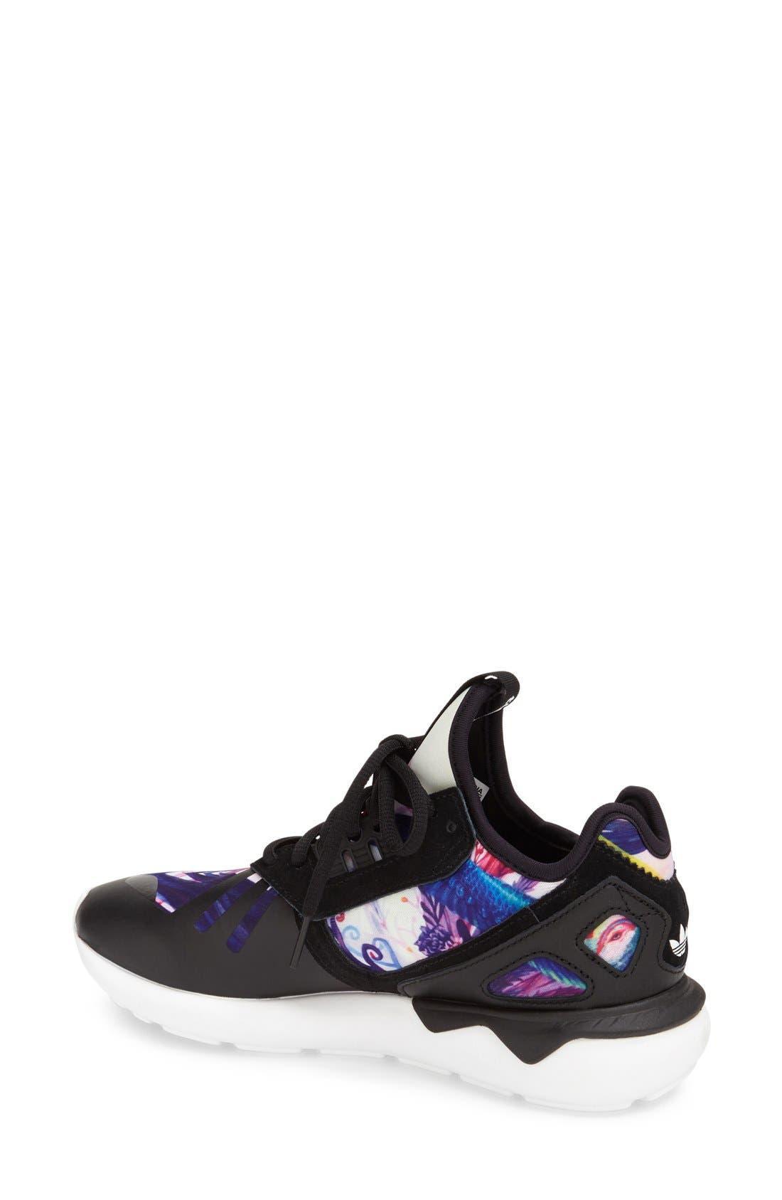 Alternate Image 2  - adidas 'Tubular Runner' Sneaker (Women)