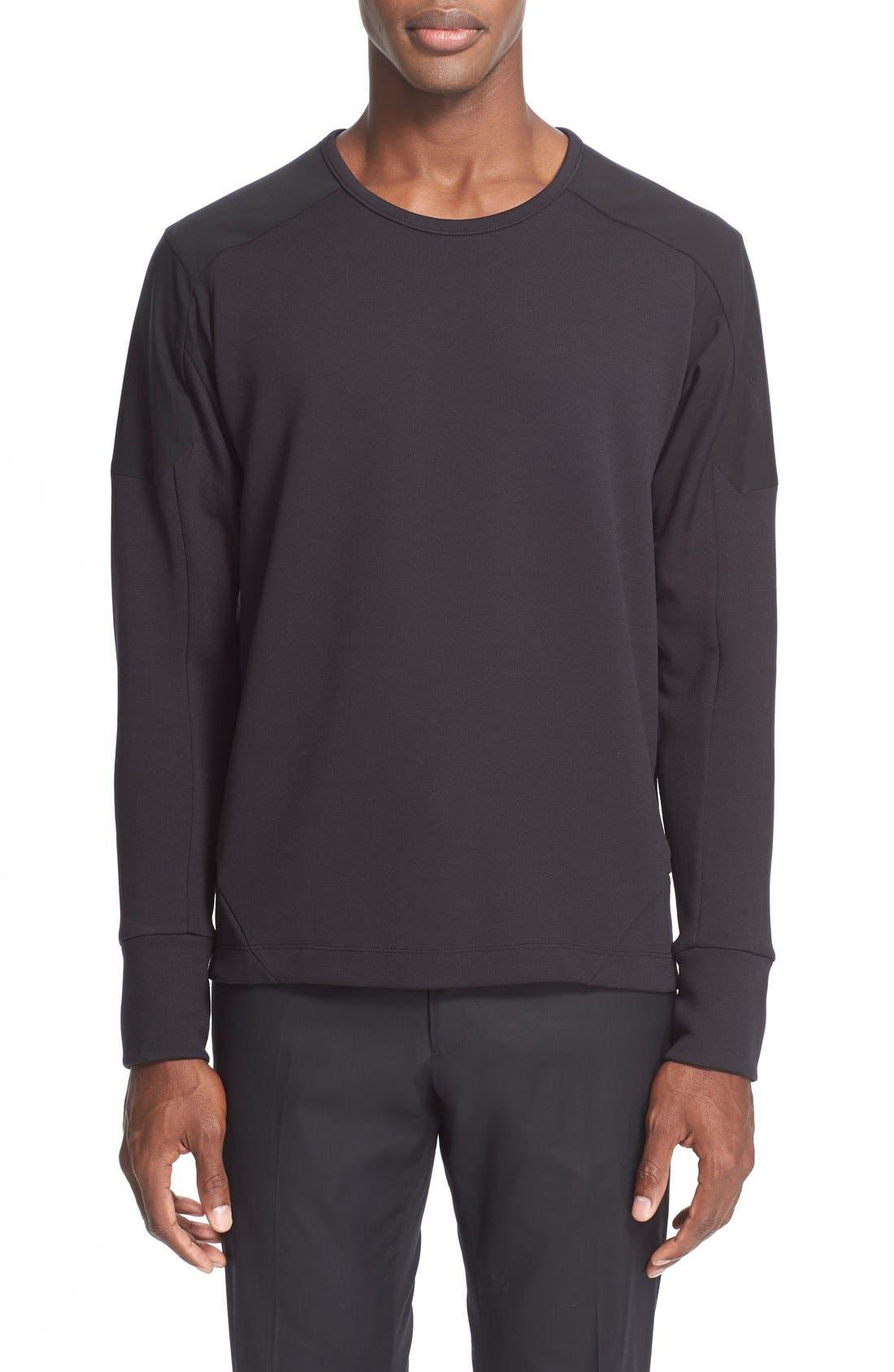 Arc'teryxVeilance'Graph' Sweater,                         Main,                         color, Black