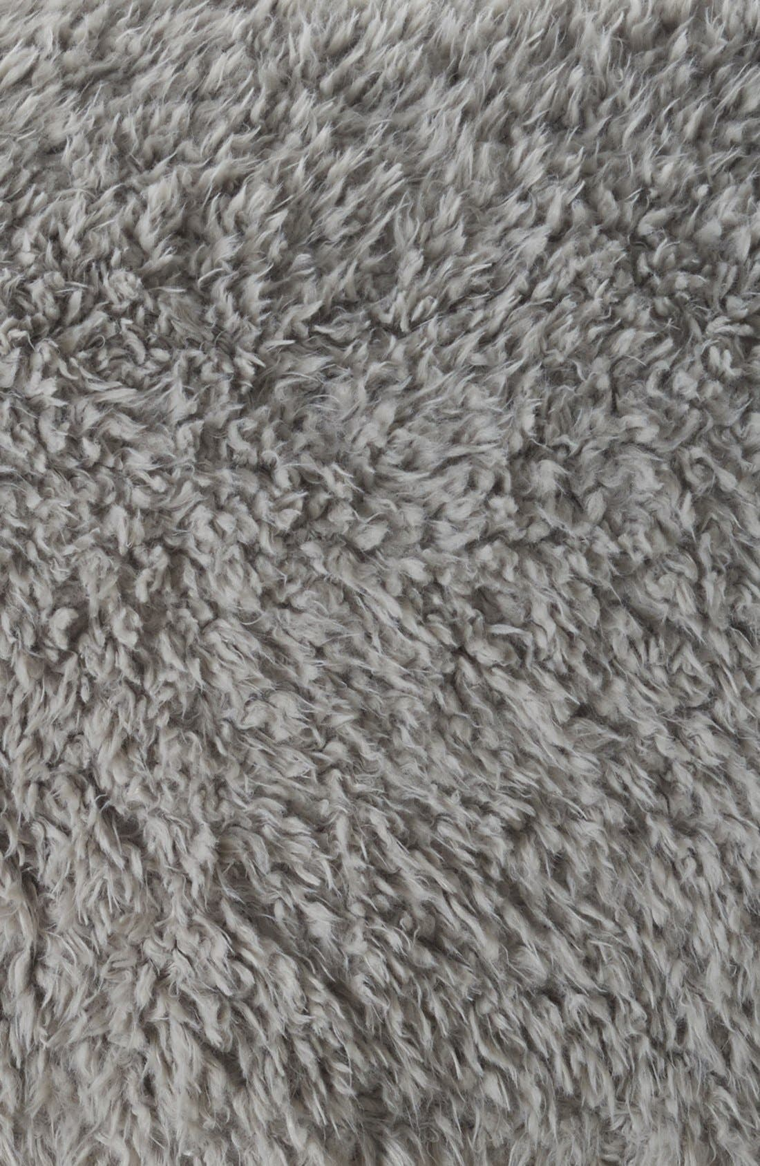Alternate Image 4  - Nordstrom at Home 'Shaggy Plush' Faux Fur Blanket