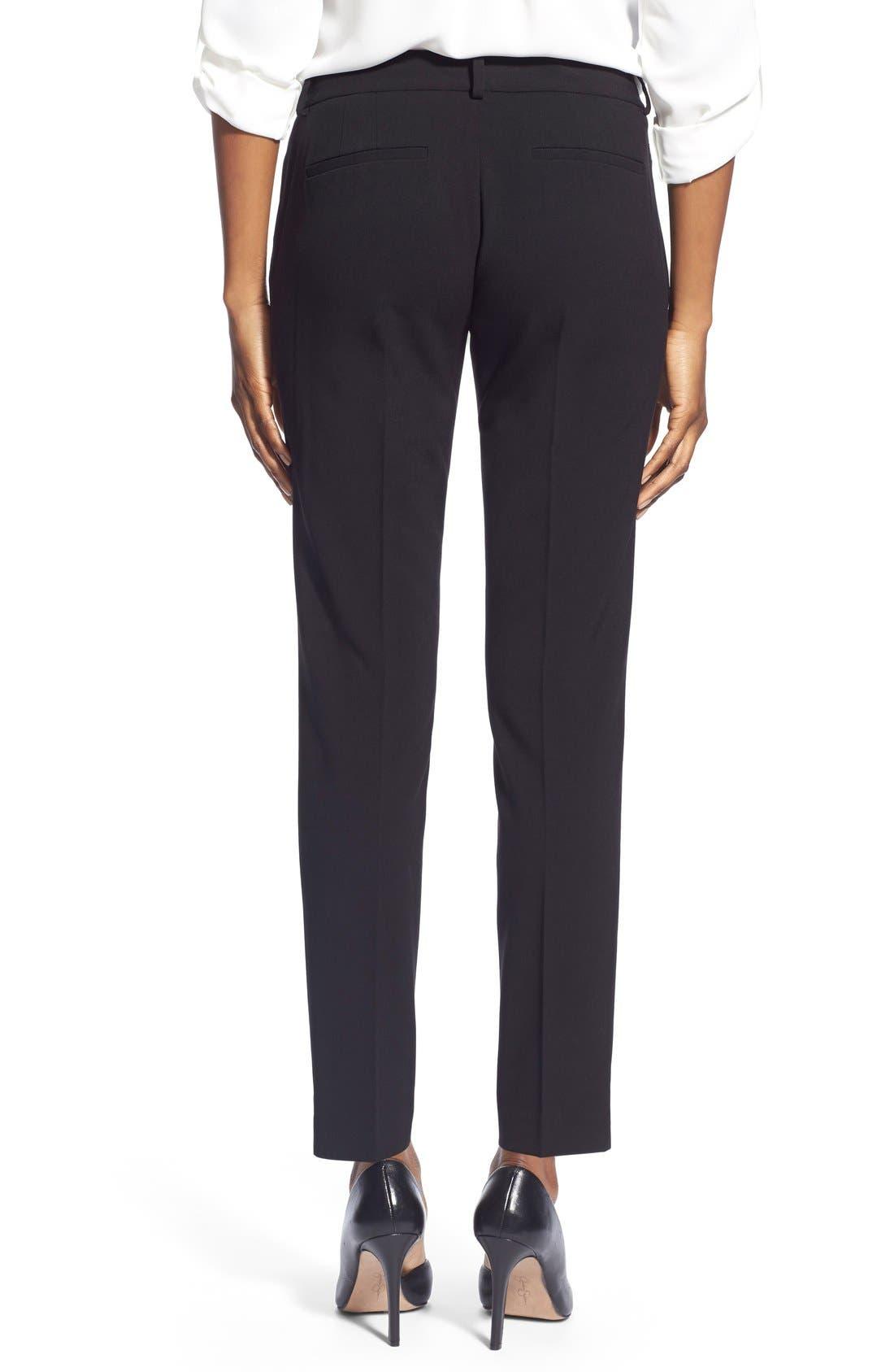 Alternate Image 3  - T Tahari Marlena Ankle Pants