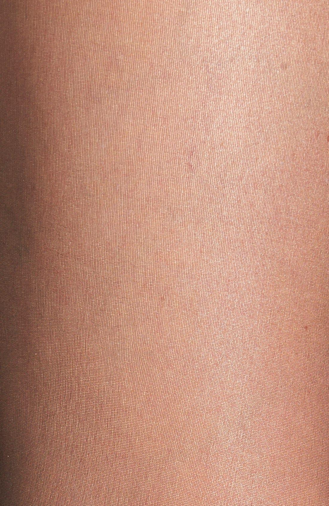 Alternate Image 2  - Commando Thigh High Sheer Stockings
