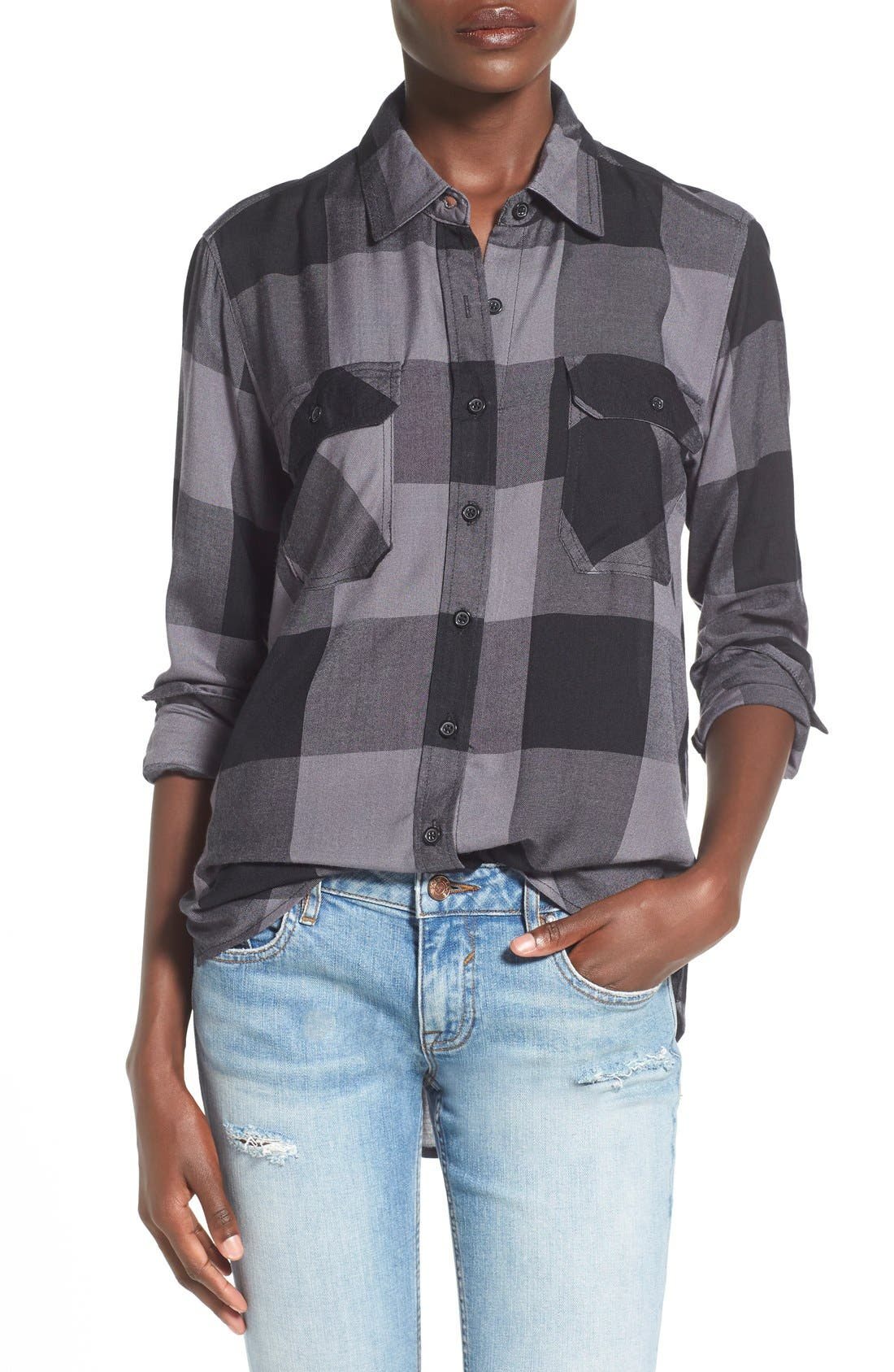 Main Image - Thread & Supply 'Huntington Beach' Check Shirt