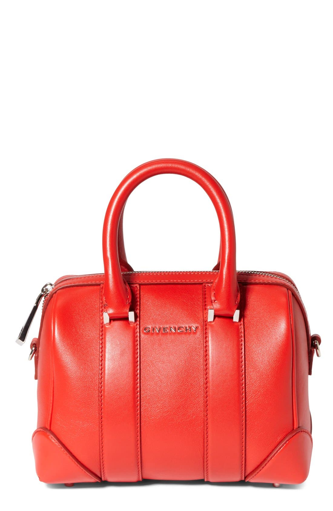 Alternate Image 1 Selected - Givenchy 'Micro Lucrezia Sandy' Leather Satchel