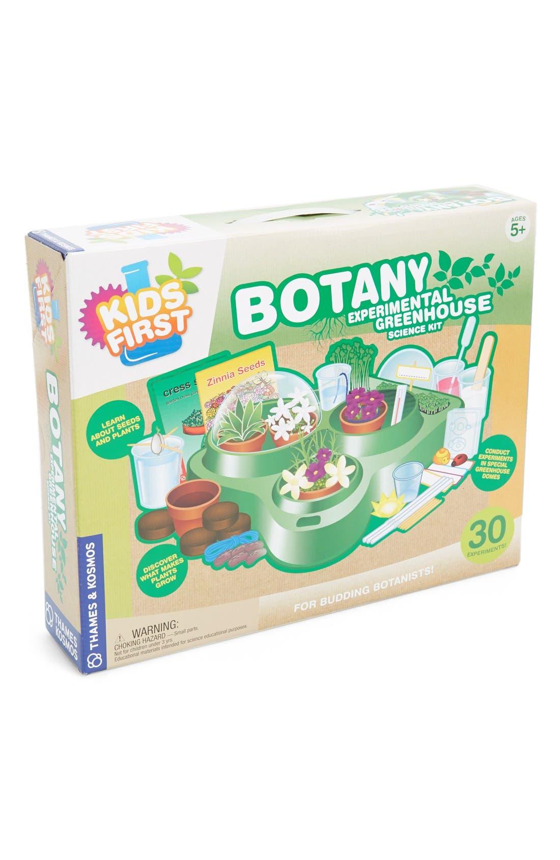 Thames & Kosmos Botany Experimental Greenhouse Science Kit