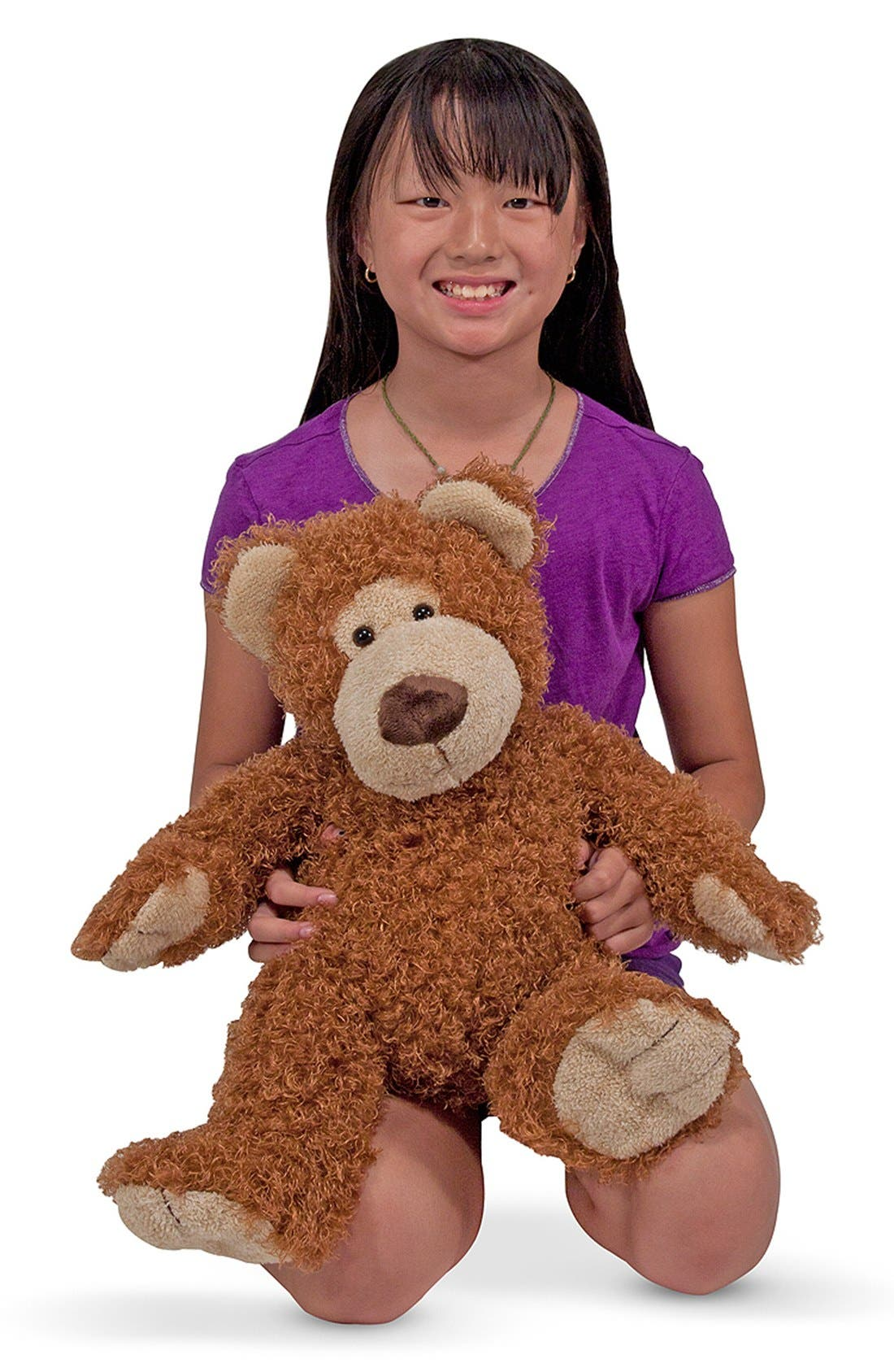 Alternate Image 2  - Melissa & Doug 'Big Roscoe' Stuffed Bear