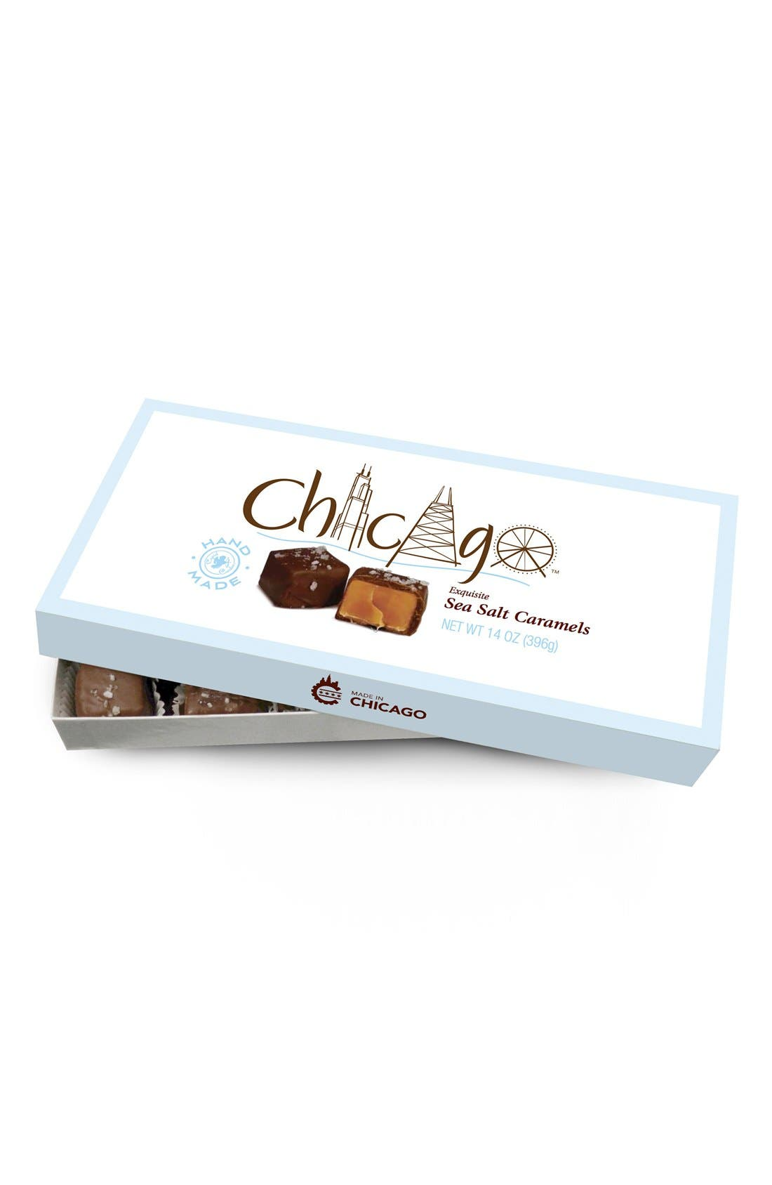 Chicago Classic Confections Sea Salt Caramels