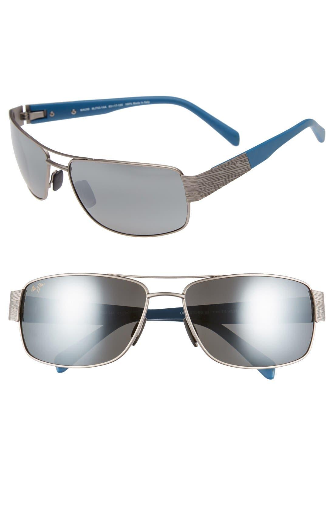 Main Image - Maui Jim 'Ohia' 64mm Polarized Sunglasses
