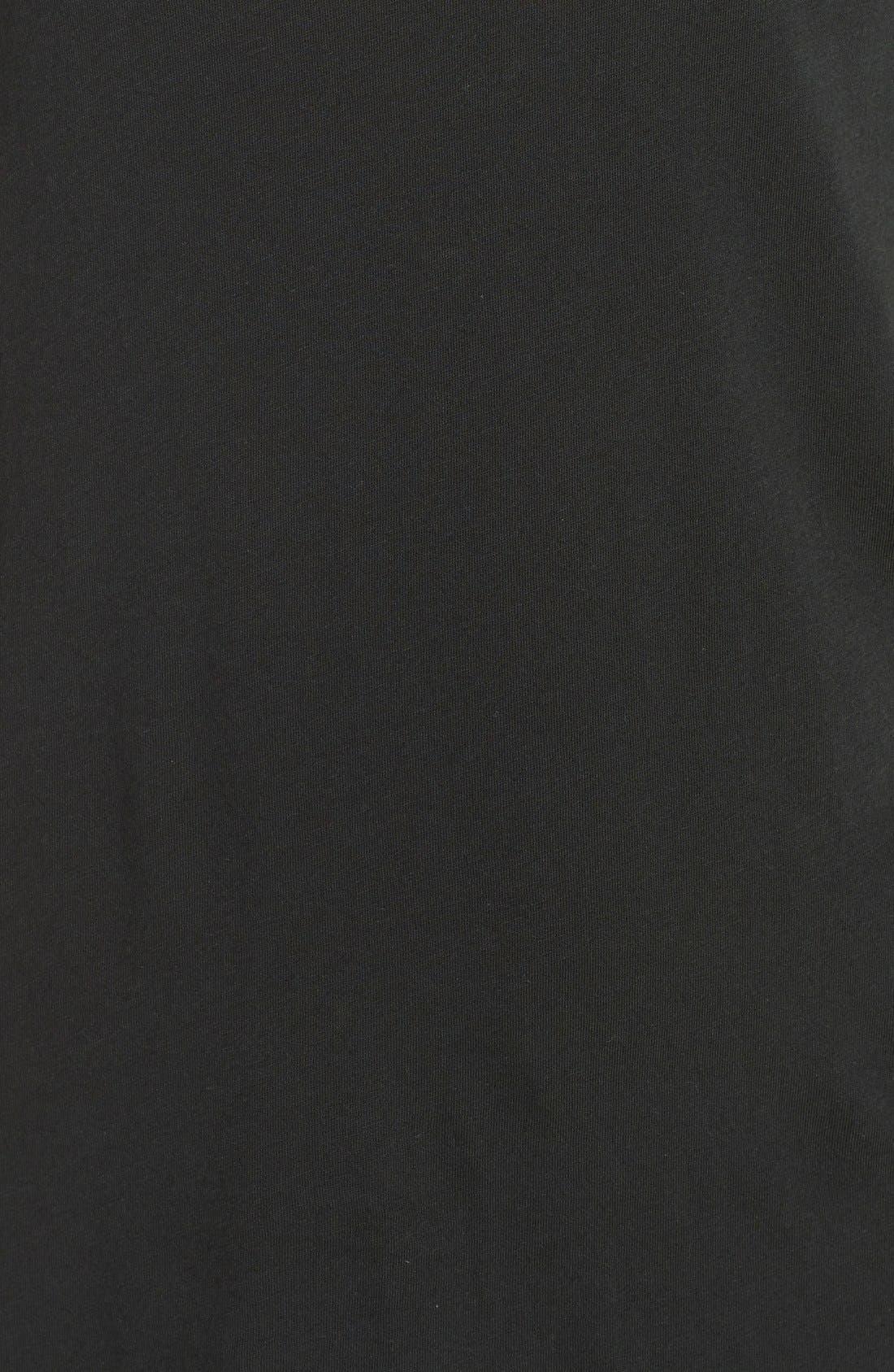 Alternate Image 7  - Spiritual Gangster 'Palm Love' Supima® Cotton & Modal Tank