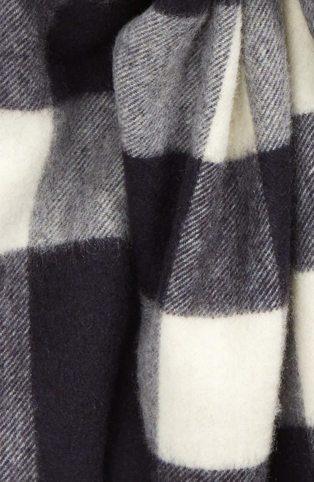 Alternate Image 3  - Burberry Cashmere Scarf