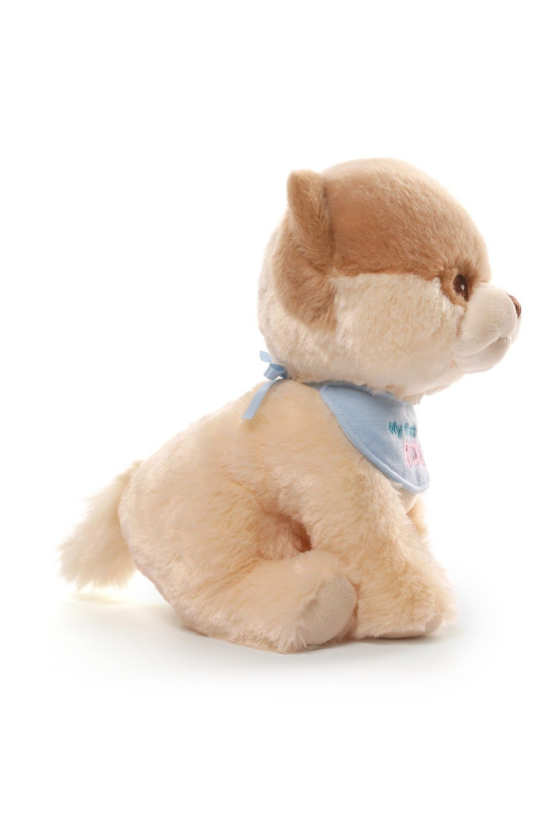 'My First Boo' Stuffed Animal,                             Alternate thumbnail 2, color,                             Beige