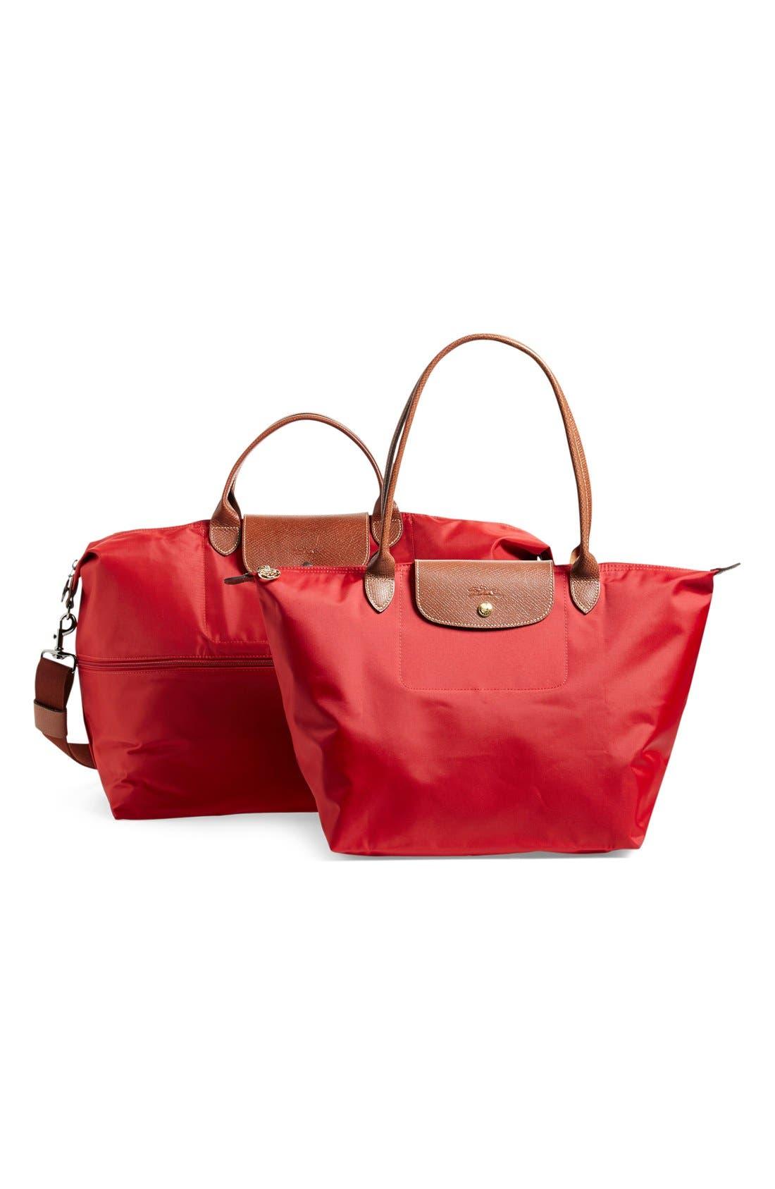 Longchamp Tote & Travel Bag