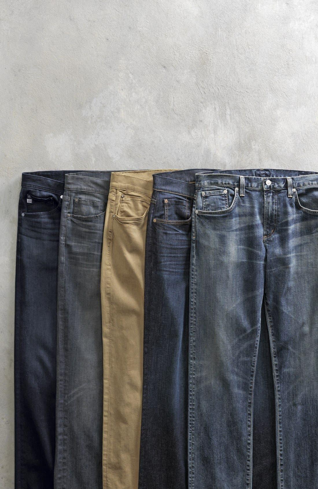 Alternate Image 8  - Citizens of Humanity 'Core' Slim Straight Leg Jeans (Lenoir)
