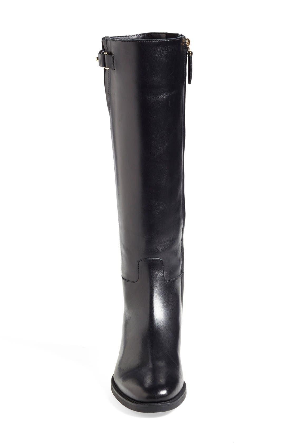 Alternate Image 3  - Burberry 'Mapledene' Riding Boot (Women)