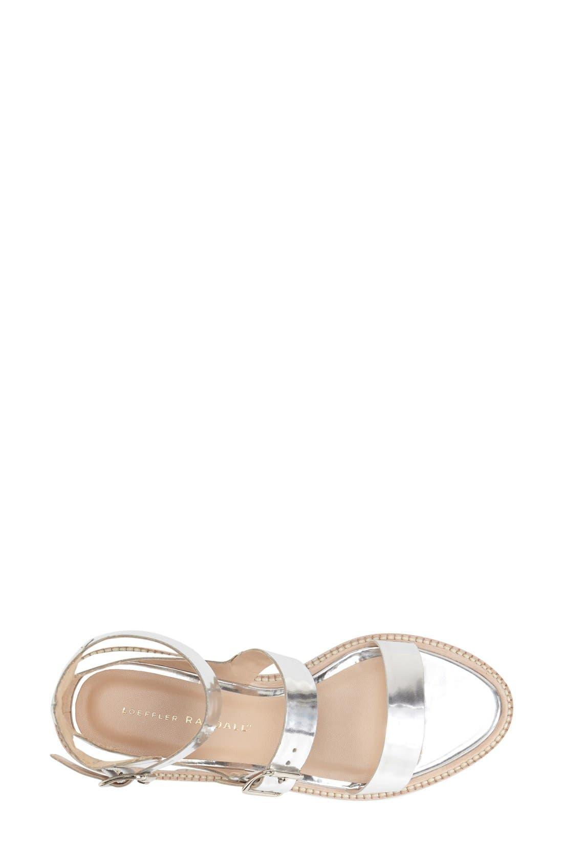 Alternate Image 3  - Loeffler Randall 'Pia' Platform Wedge Sandal (Women)