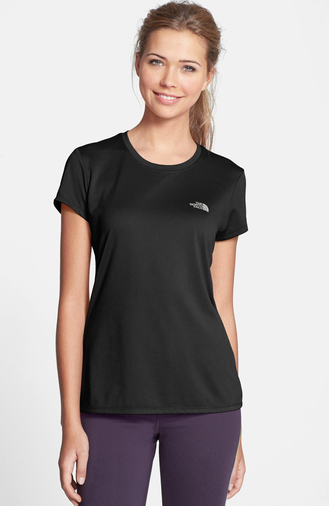 Alternate Image 1 Selected - The North Face 'Reaxion Amp' Tee