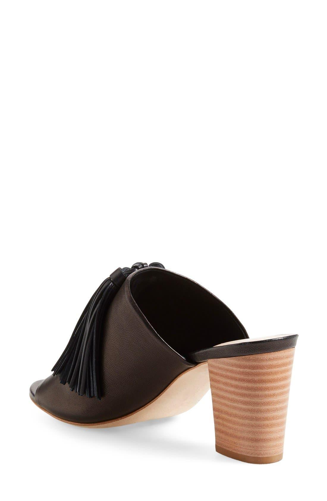 Alternate Image 2  - Loeffler Randall Clo Tassel Mule Sandal