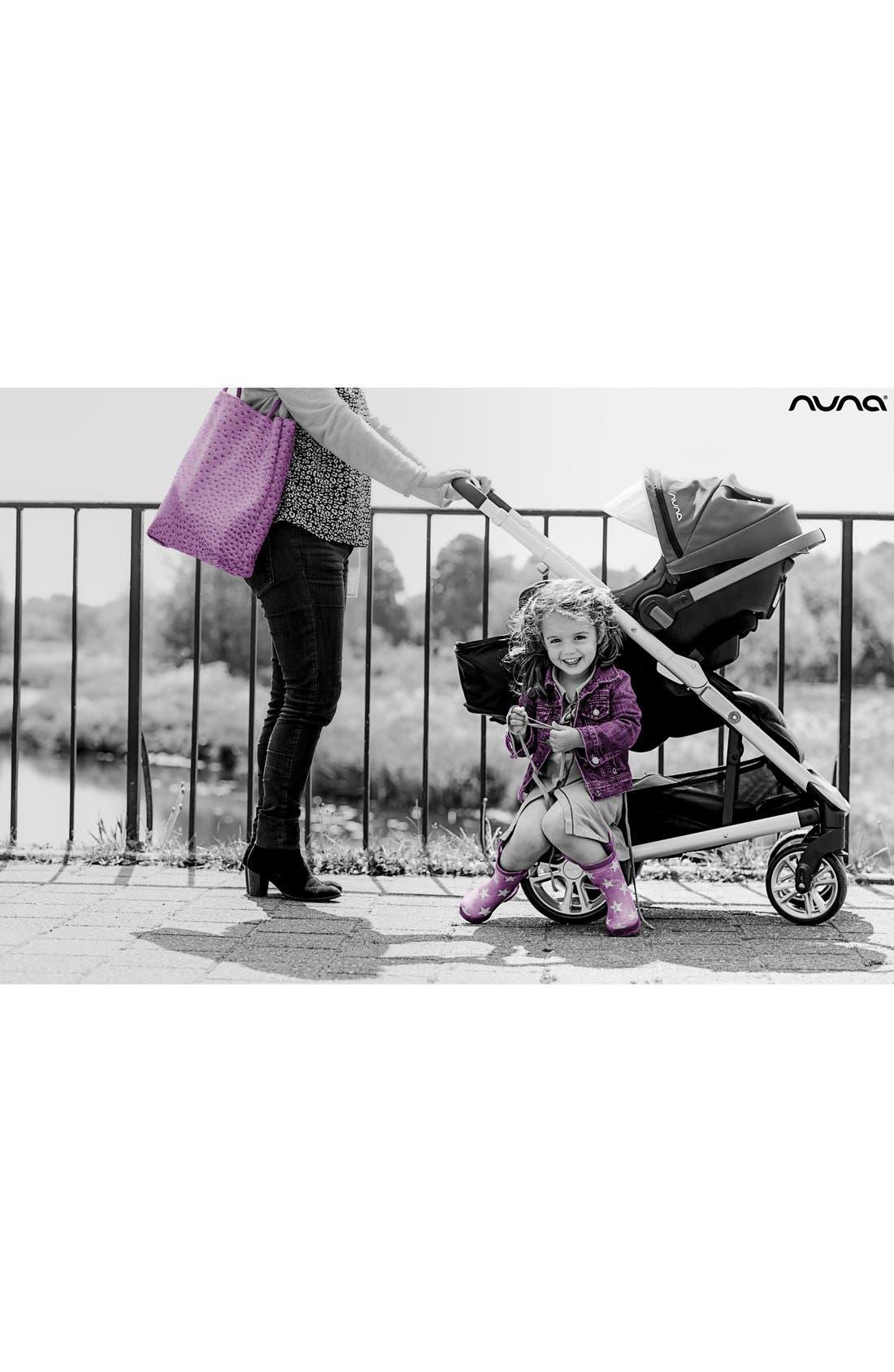 Alternate Image 4  - nuna 'TAVO™' Travel System (Stroller, Car Seat & Base)