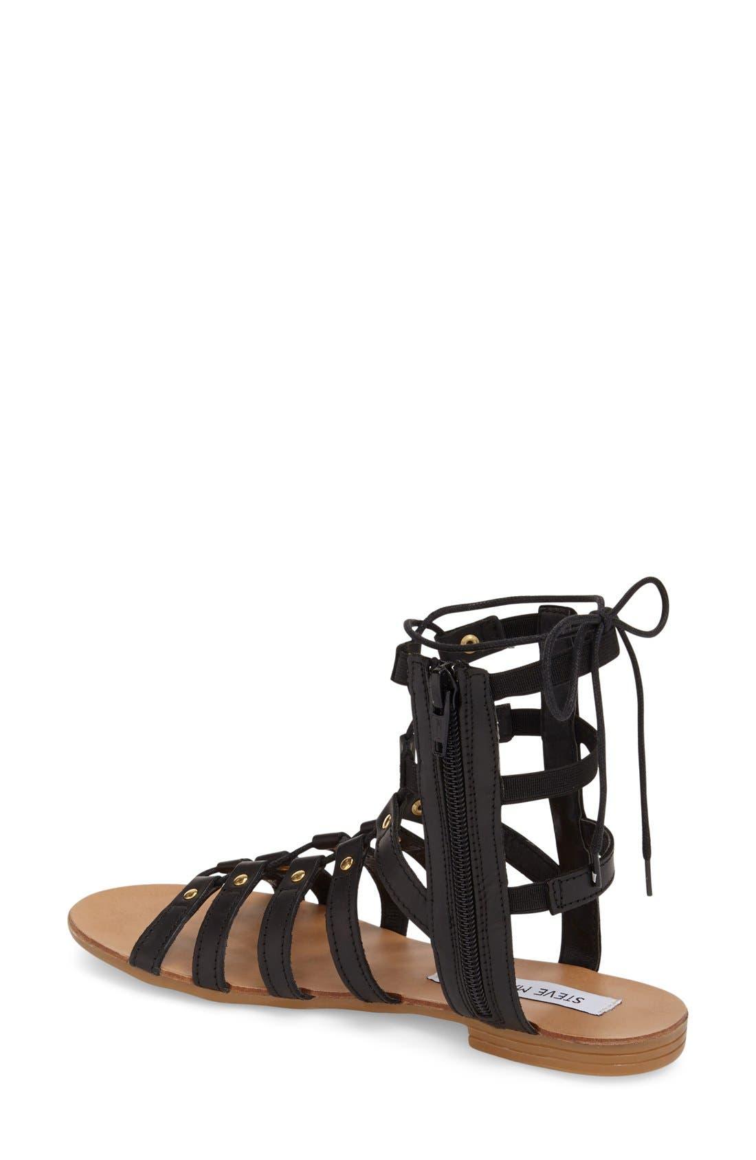 Alternate Image 2  - Steve Madden 'Sparra' Gladiator Sandal (Women)