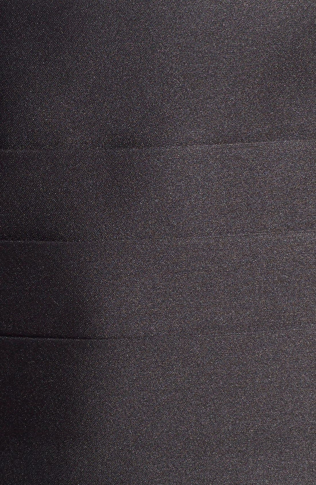 Alternate Image 2  - David Donahue Cummerbund & Self-Tied Bow Tie Set