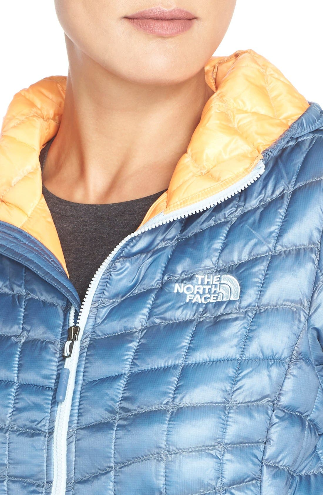 Alternate Image 4  - The North Face ThermoBall™ Zip Hoodie