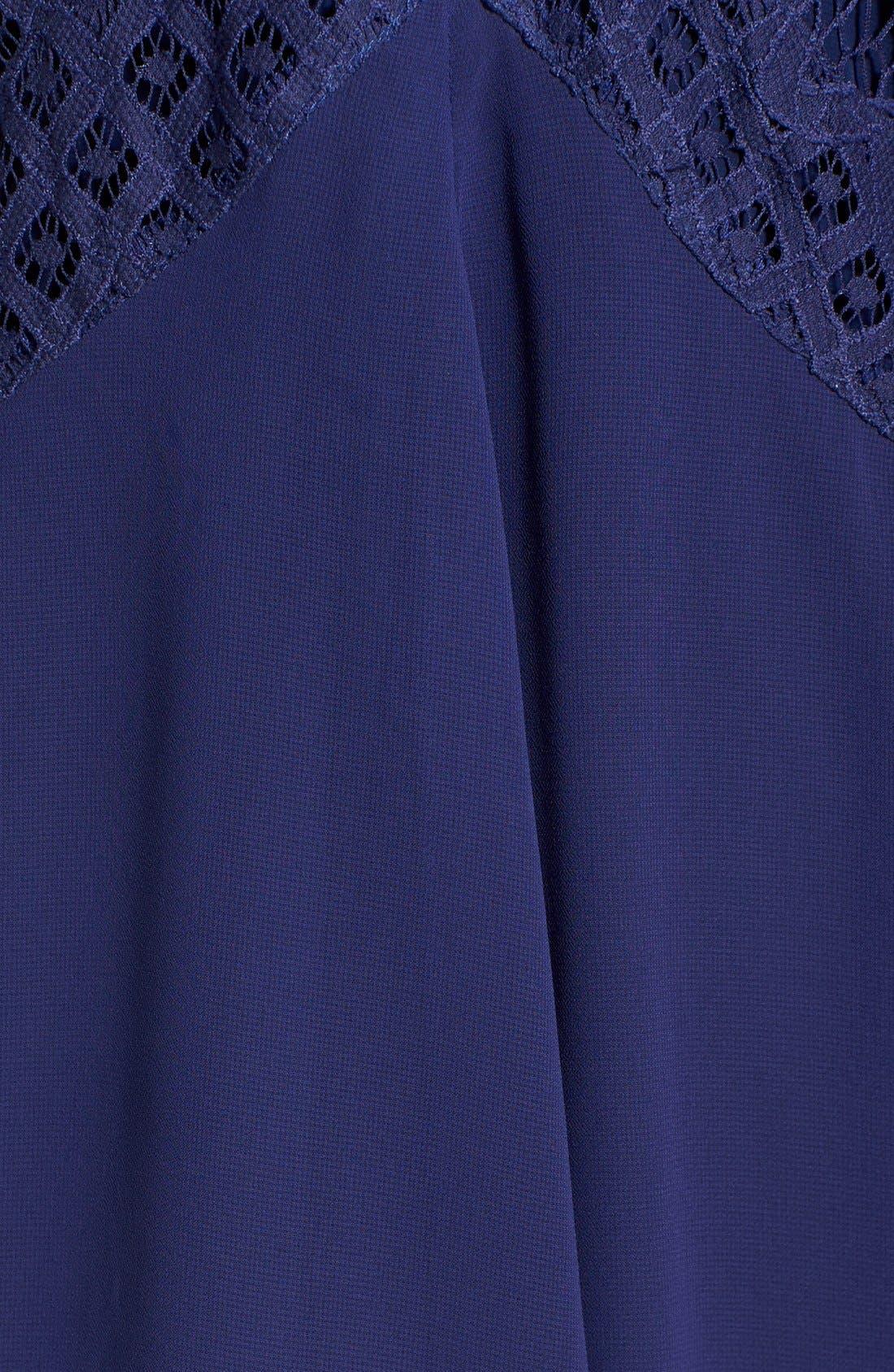 Alternate Image 5  - Tularosa 'Skylar' Bell Sleeve Minidress