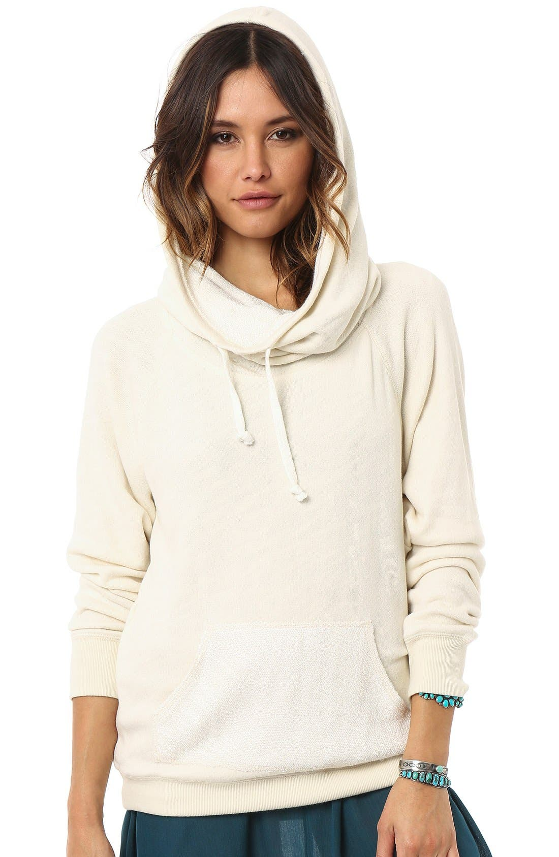 Alternate Image 4  - O'Neill 'Northern' Cowl Neck Hoodie