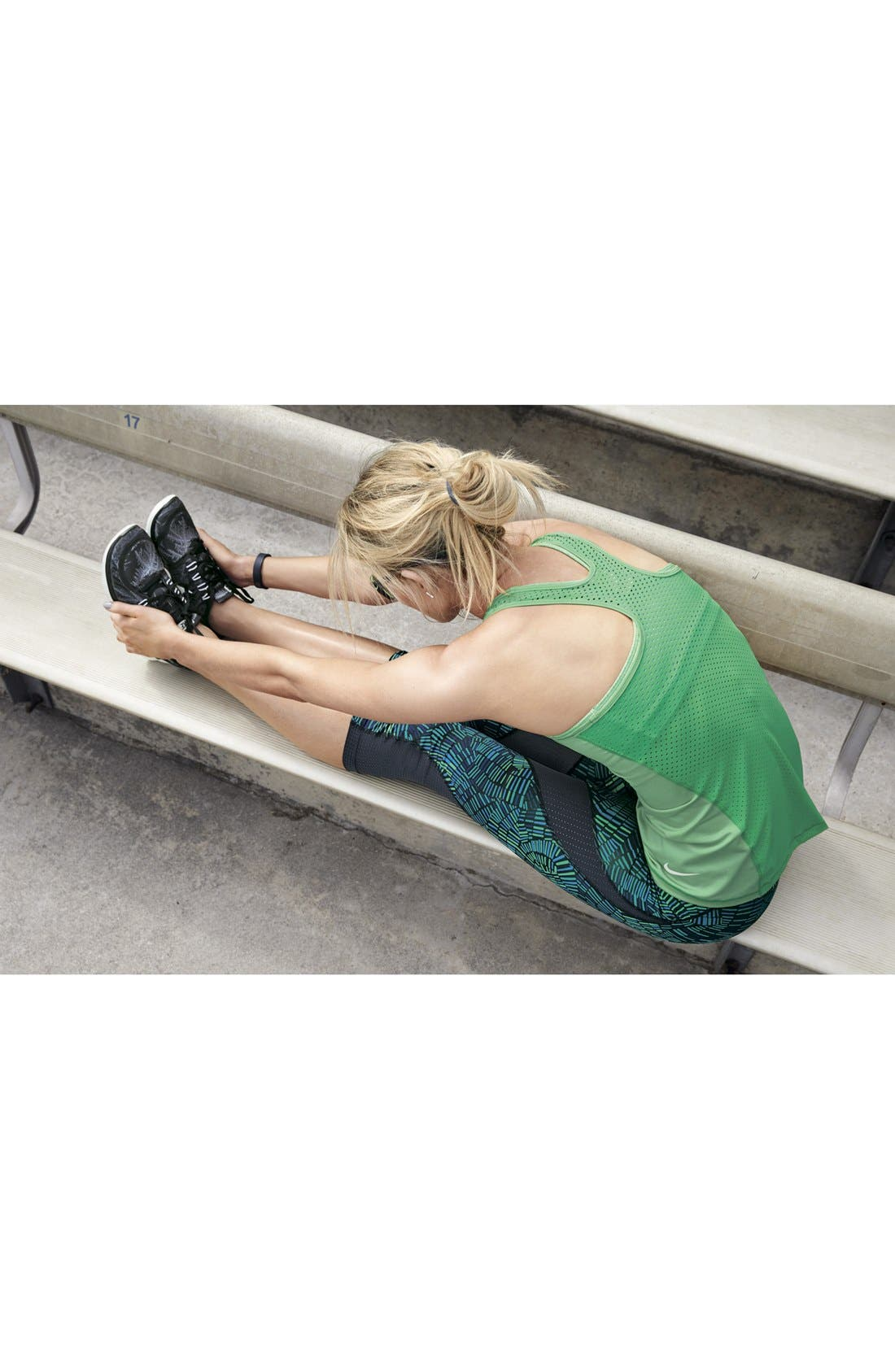 Alternate Image 7  - Nike 'Pro - Tidal' Dri-FIT Performance Capris