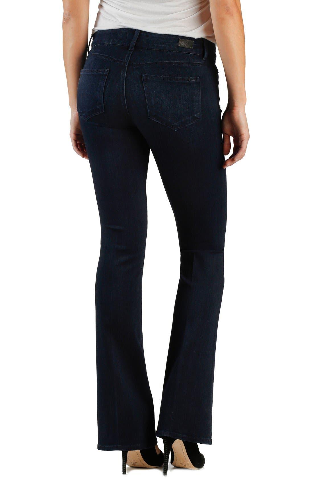 Alternate Image 2  - PAIGE 'Transcend - Hidden Hills' Bootcut Jeans (Bette)