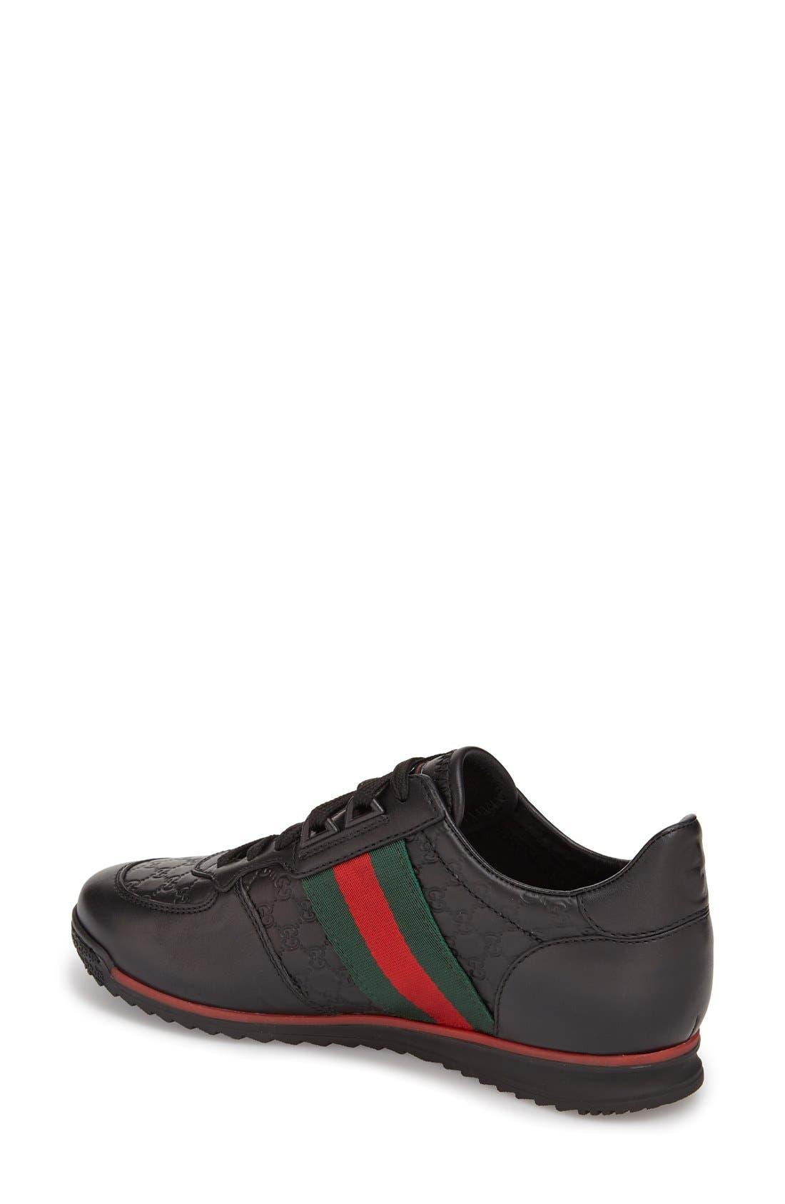 Alternate Image 2  - Gucci 'SL73' Sneaker (Women)
