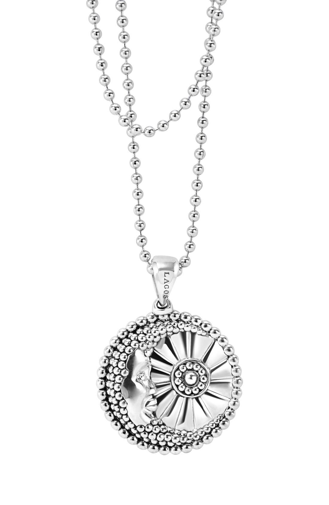 Alternate Image 3  - LAGOS 'Rare Celestial' Multistrand Pendant Necklace
