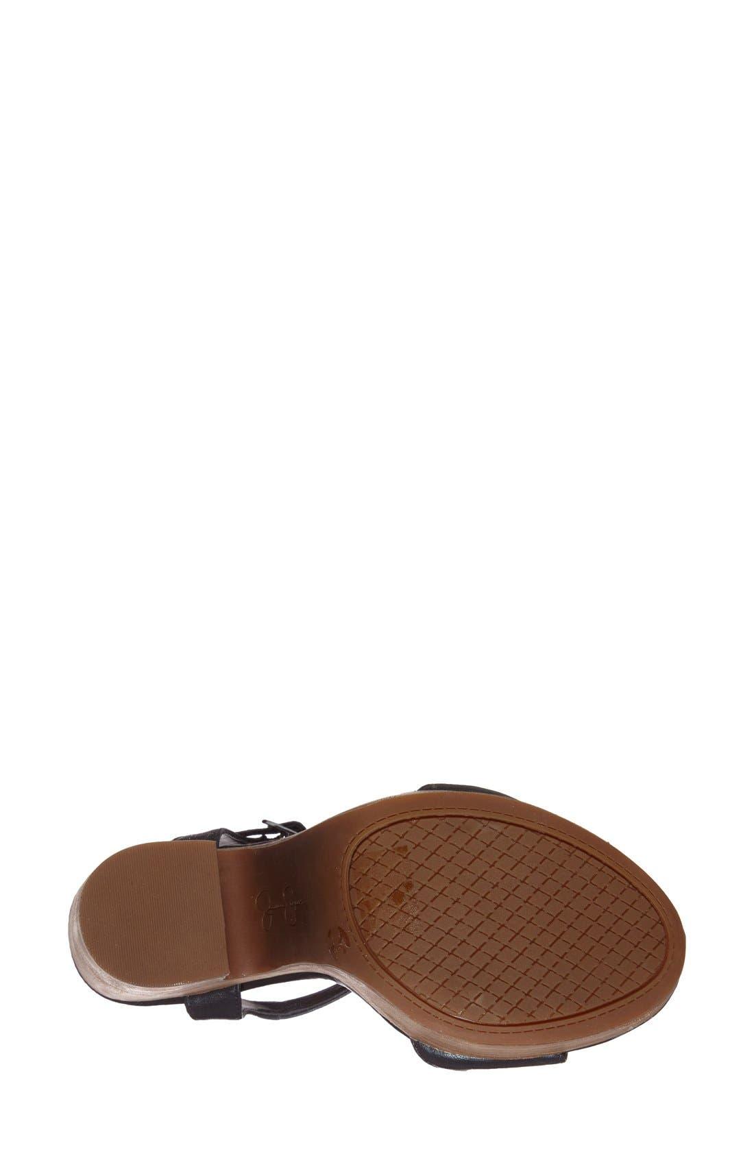Alternate Image 4  - Jessica Simpson 'Whirl' Platform Sandal (Women)