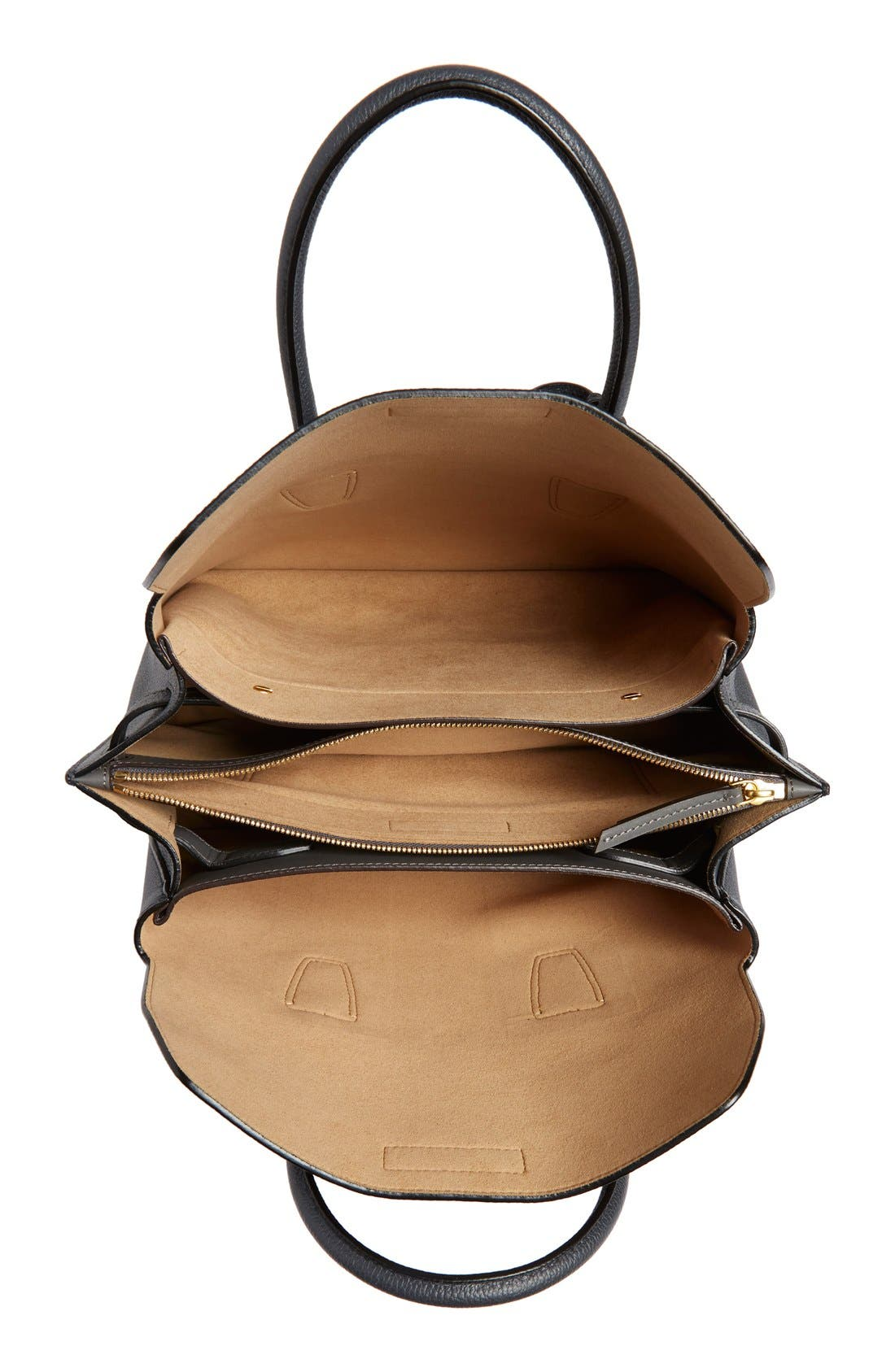Alternate Image 4  - MCM 'Medium Milla' Leather Tote