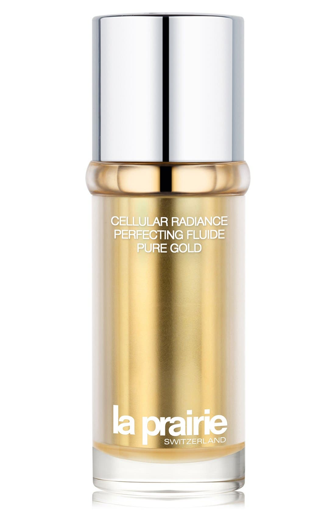 La Prairie Cellular Radiance Perfecting Fluide Pure Gold Moisturizer