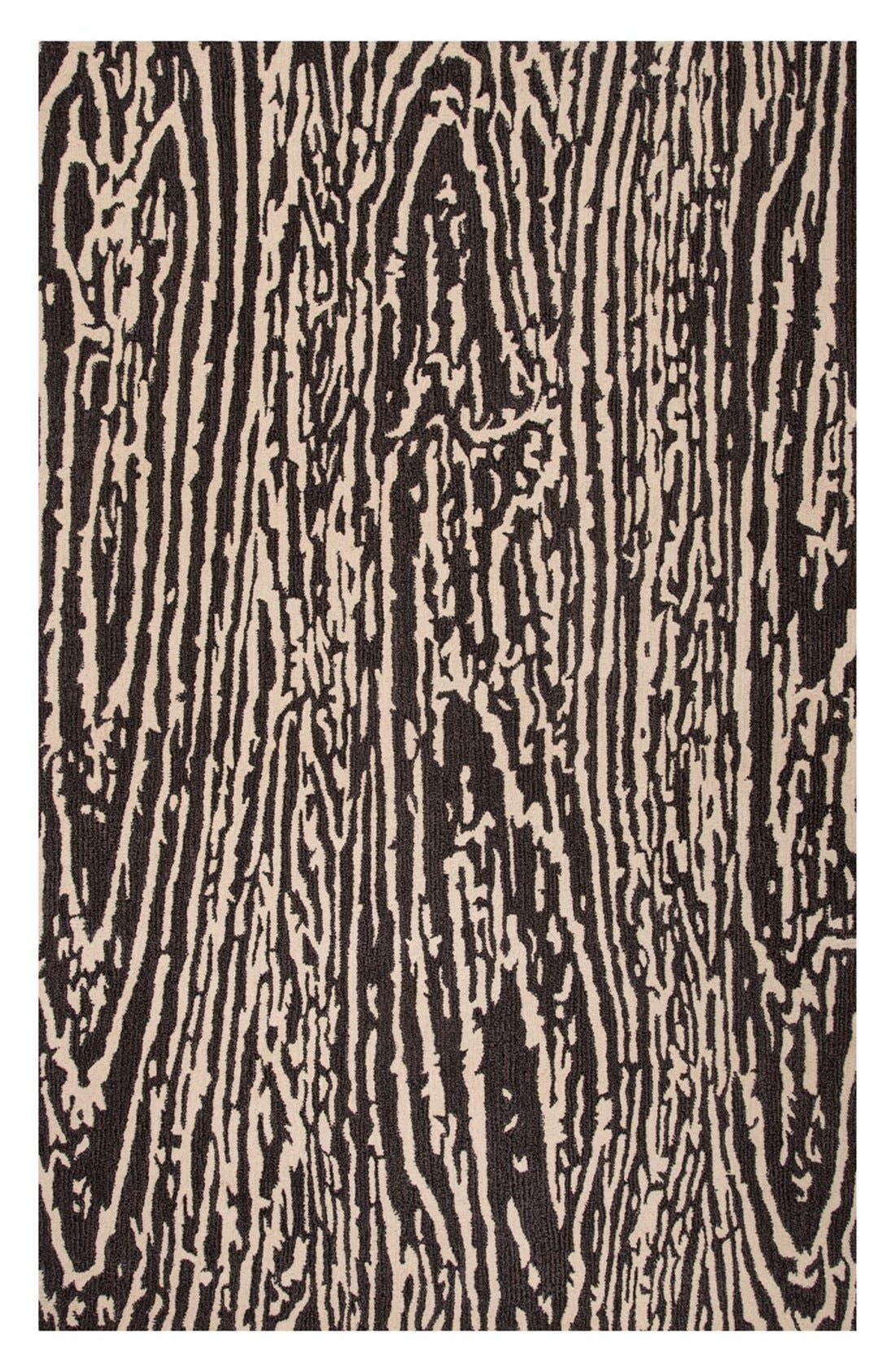 kate spade new york 'gramercy' hand tufted wool rug