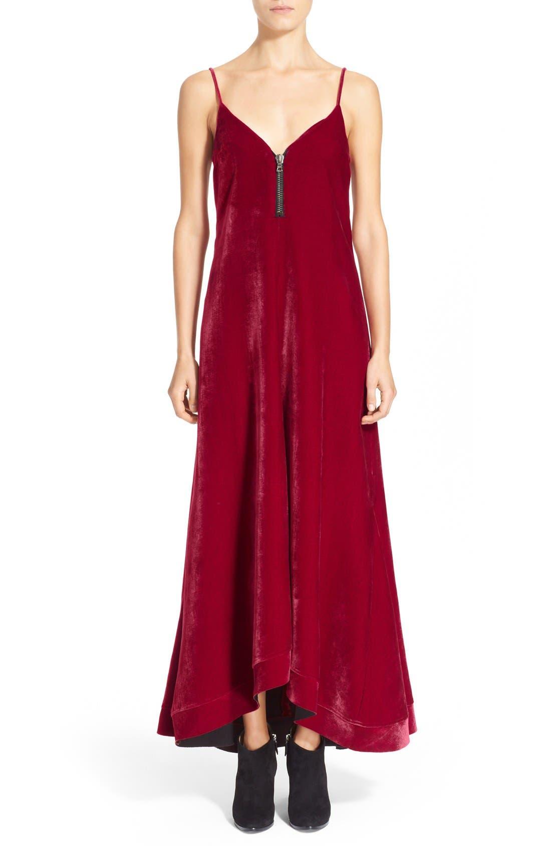 Main Image - ELLERY 'Roulette' A-Line Dress